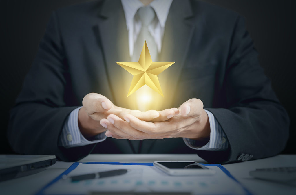 Does applying the My Business Excellence (MBE) framework form the basis for a Business Excellence Award?